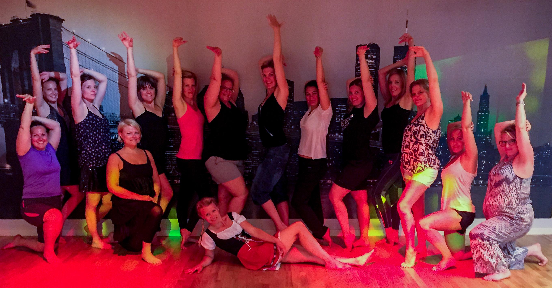 Upplev träningsglädje hos Lazars Dansstudios