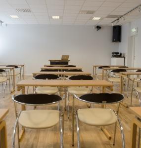 Studio 1 som konferens